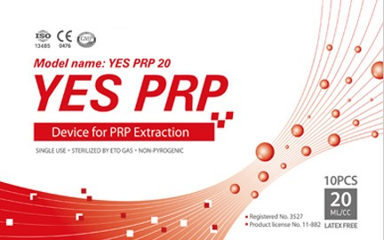 YES PRP Kit