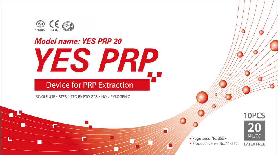 YES PRP Kit Device For PRP Extraction